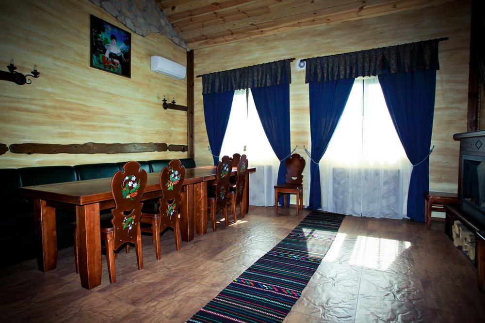 Мини-отель - банкетный зал