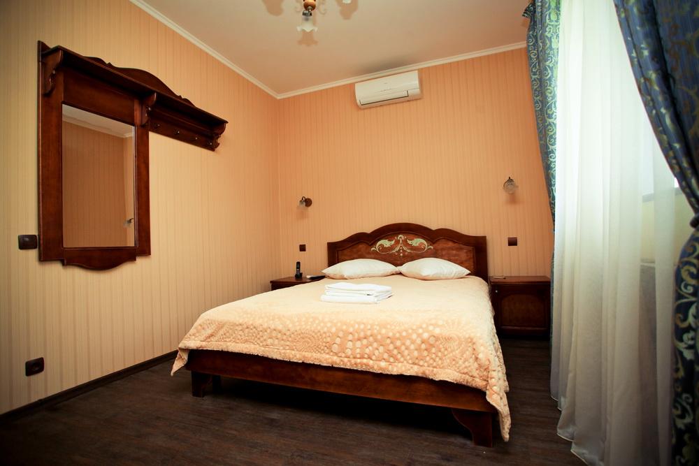 Мини-отель спальня