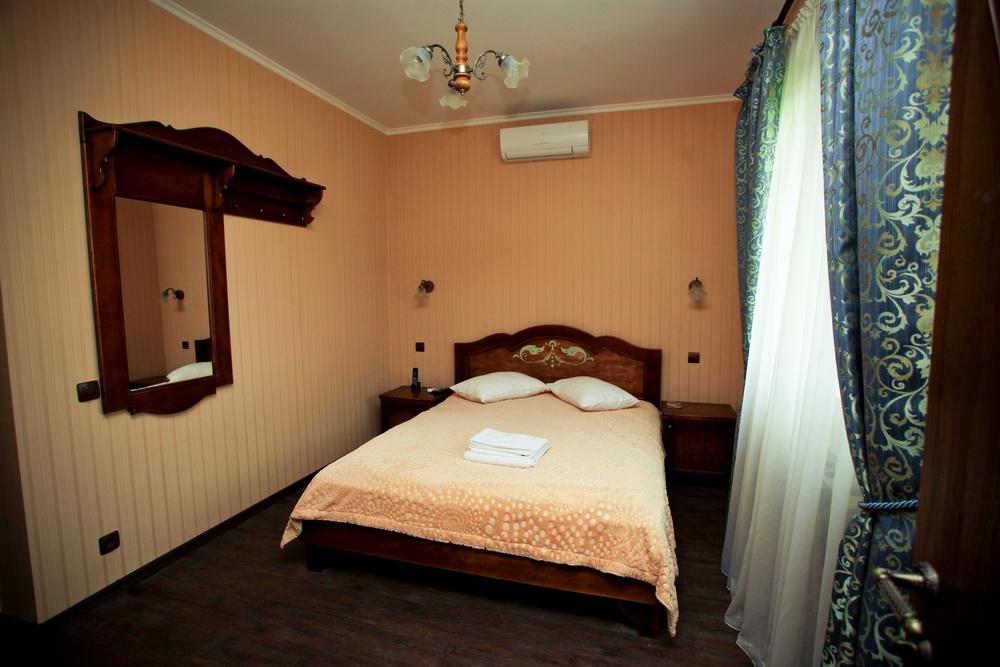 Гостинный номер спальня